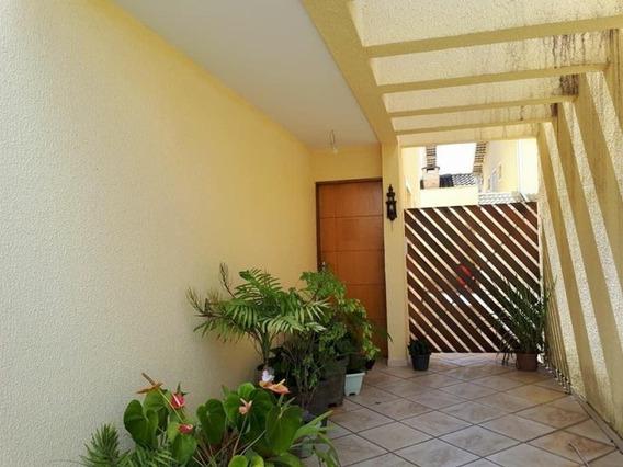 Sobrado Residencial À Venda, Vila Caputera, Mogi Das Cruzes. - So0185 - 33283701