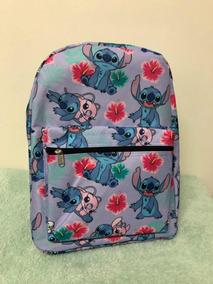 Mochila Escolar Stitch Disney Envío Gratis