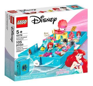 Lego Ariel Disney 43176 105 Pz Cuentos E Historias Sirenita