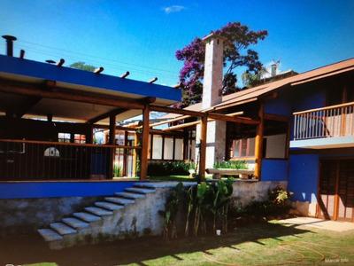 Casa De Condomínio Com Linda Vista - Pc590