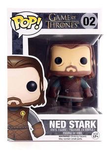 Funko Pop Ned Stark #02 Games Of Thrones Jugueterialeon