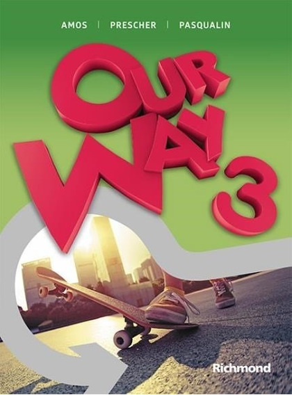 Our Way 3 8ª Ed. 2016