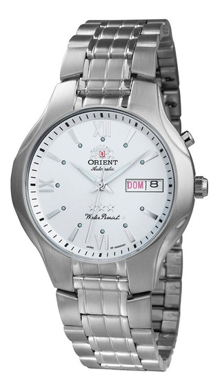 Relógio Orient Automatico 3 Estrelas Masculino 469ss001 +nfe