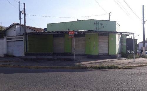 Imagem 1 de 17 de Ponto À Venda, 125 M² Por R$ 250.000,00 - Parque Meia Lua - Jacareí/sp - Pt0032