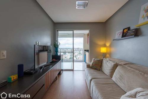 Imagem 1 de 10 de Apartamento À Venda Em São Paulo - 27437