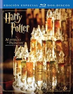 Blu-ray - Harry Potter Y El Misterio Del Principe - 2 Discos