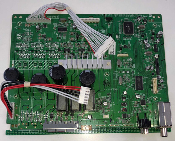 Placa Principal Som Lg Cm8430 Nova Orginal