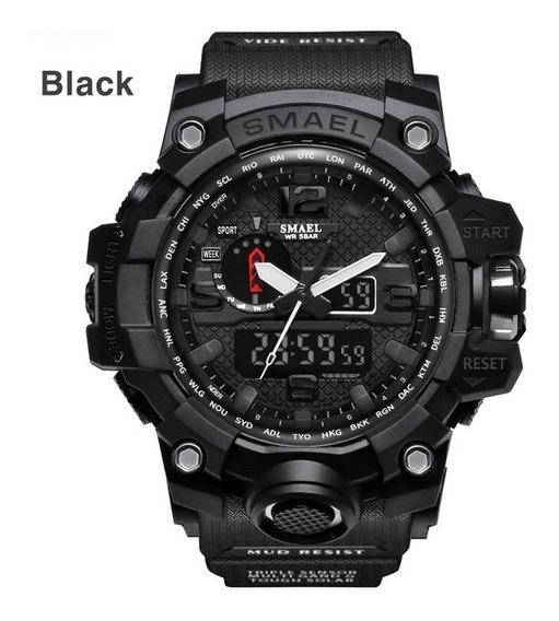 Relógio Smael G-shock Preto