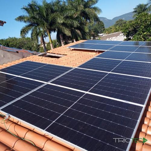 Imagem 1 de 5 de Energia Solar Triotec