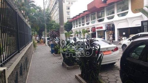 Apartamento Com 3 Dormitórios À Venda, 120 M² Por R$ 600.000,00 - Icaraí - Niterói/rj - Ap2166