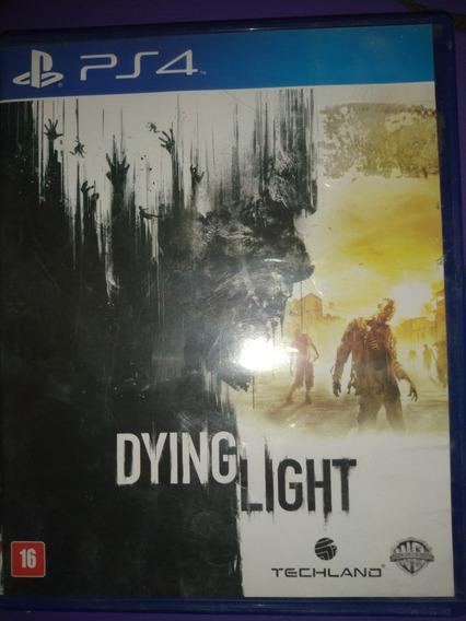 Dyinglight Ps4 Mídia Física Pt-br