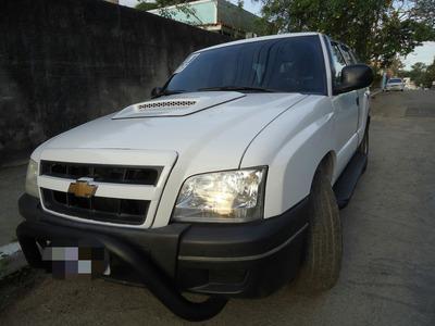 Vendo Chevrolet Blazer Advantage Ano 2011, Motor 2.4, Cor Br