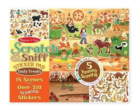 Juego Scratch - Sniff - Tempting Treats