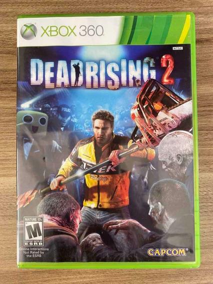 Jogo Dead Rising 2 Xbox 360 Original