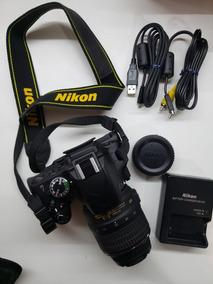 Nikon Câmera Semi-profissional D5100