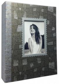 Album Cinza P/200 Fotos