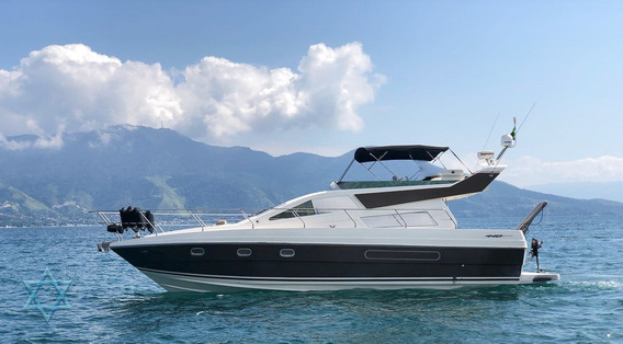 Intermarine 440 Full Lancha N Fairline Cimitarra Phantom