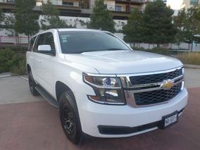 Chevrolet Tahoe Aut. Police Piel, Impecable