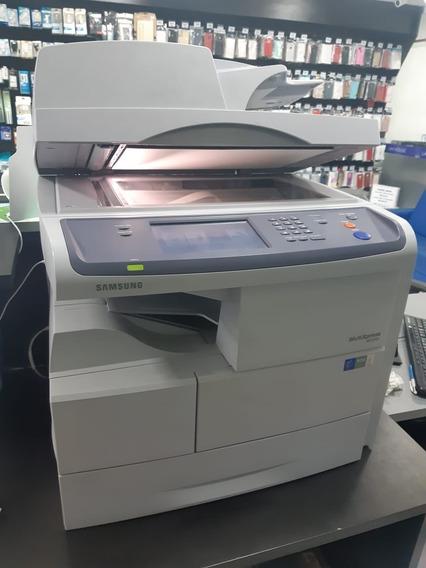 Impressora Multifuncional Samsung Scx - 6555 | Usada