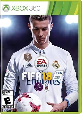 Fifa 18 Xbox 360 (midia Digital )
