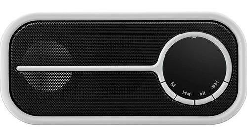 Caixa De Som Pulse Bluetooth Sd/usb/fm 10w Branca - Sp207