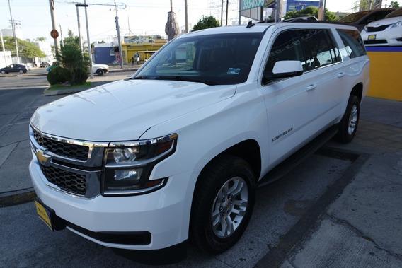 Chevrolet Suburban Ls 8 Cilindros como Nueva