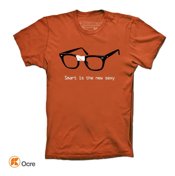 Playeras Big Bang Theory Smart Is The New Sexy Geek