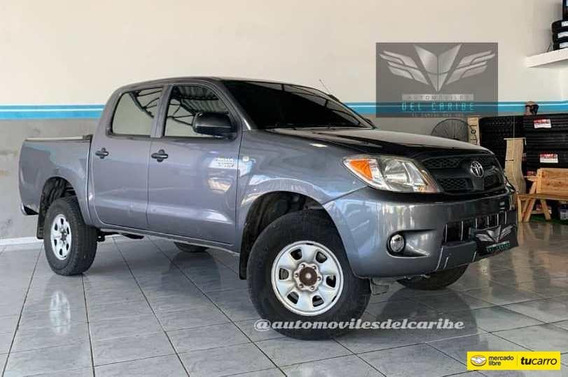 Toyota Hilux Automatica