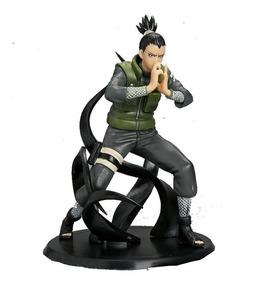 Shikamaru Action Figure Naruto Boneco Brinquedo