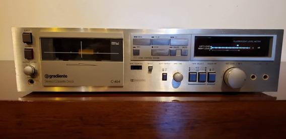 Tape Deck Gradiente - Modelo: C 464