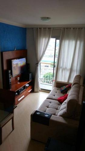 Apartamento À Venda, 45 M² Por R$ 260.000,00 - Vila Nova Cachoeirinha - São Paulo/sp - Ap6782