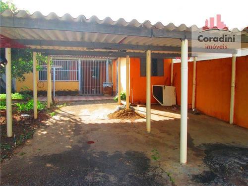 Imagem 1 de 26 de Casa  Residencial À Venda, Jardim Esmeralda, Santa Bárbara D'oeste. - Ca0570