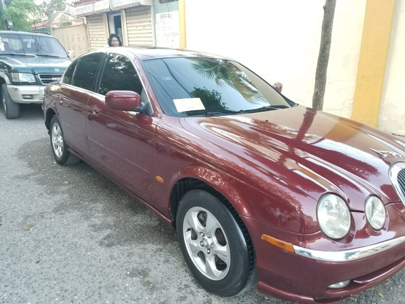 Jaguar S-type Americana
