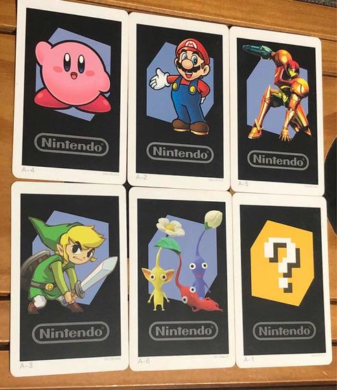Ar Card Nintendo 3ds, Original. Envio Por Carta Registrada