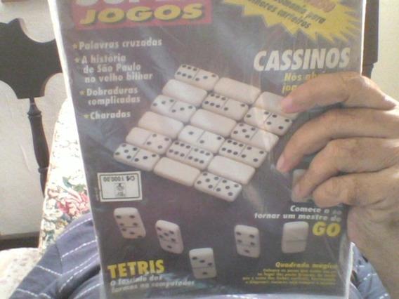 Revista Super Jogos - 66 Páginas - Palavras Cruzada