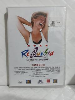 Dvd Xuxa Requebra Filme Original Cinema Nacional