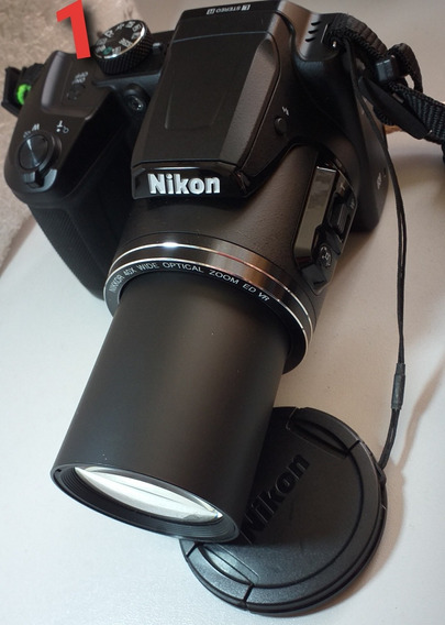 Camera Nikon Coolpix B500 Sem Uso