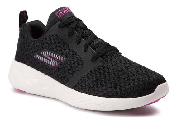Zapatillas Skechers Go Run 600 Circulate Mujer Running Gym