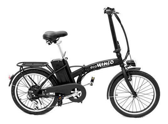 Bicicleta Electrica Modelo Fashion Marca Sunra