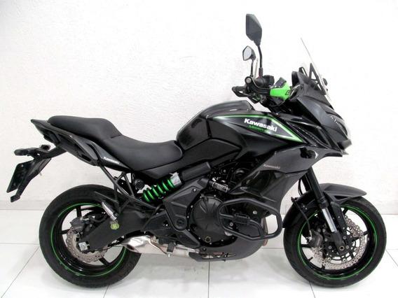 Kawasaki Versys 650 (abs) Preta 2018