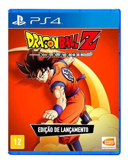 Dragon Ball Z Kakarot Ps4 - Digital 1 - Primária - Original