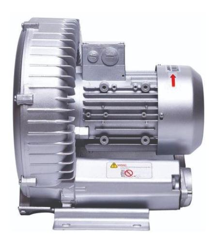 Imagem 1 de 3 de Compressor Soprador Radial 2,05 Kw (2,74 Cv) Trifásico
