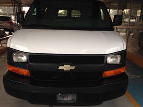 Chevrolet Express V8 15 Pasajeros 2012