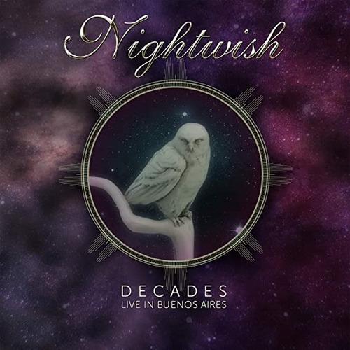 Imagen 1 de 2 de Nightwish Decades: Live In Buenos Aires (2cd +blu Ray)