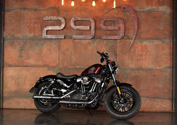 Harley-davidson Xl 1200x Forty Eight