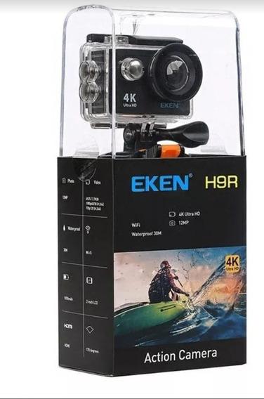 Pronta Entrega - Original Câmera Eken H9r 4k Prova D
