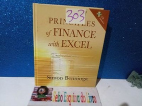 Principles Of Finance With Excel Com Cd (foto Real)