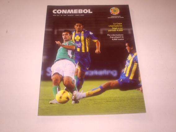 Revista Conmebol Nº 106 - Marzo Abril 2008