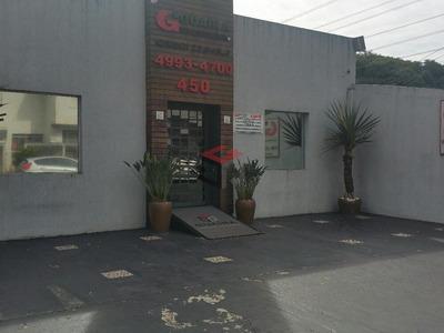 Casa Comercial Para Locação, Bairro Jardim, Santo André. - Ca20108