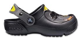 Zapato Crocs Niño Batman Clog